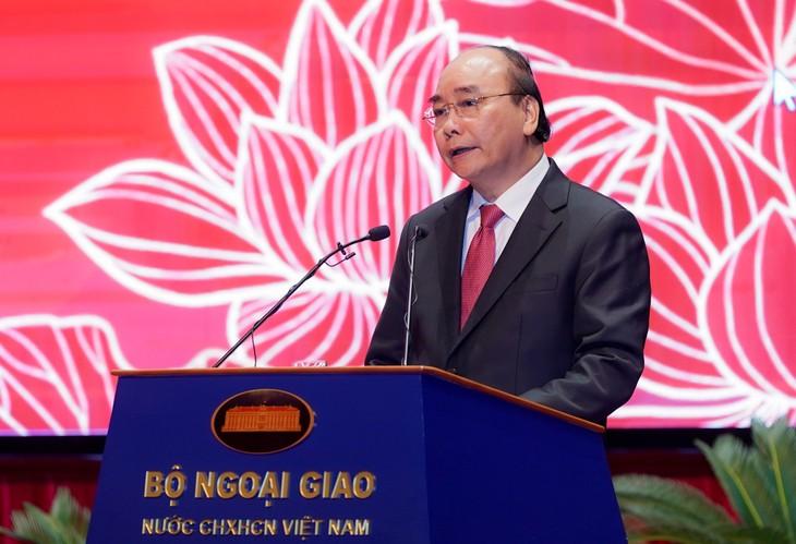 Auswärtige Angelegenheiten sollen als erstes, den Frieden und die Stabilität bewahren - ảnh 1