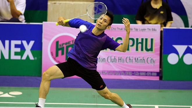 Tien Minh wird an Federballwettbewerb mit großen Preisen in Thailand teilnehmen - ảnh 1