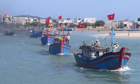 Vietnam und China bemühen sich, die Seegrenze außerhalb der Tonkin-Bucht festzulegen - ảnh 1