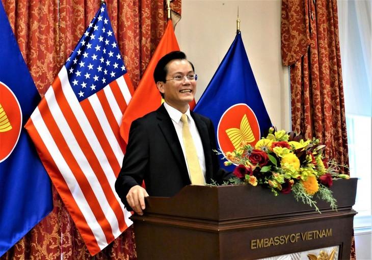 USA schätzen Rolle Vietnams auf internationaler Ebene - ảnh 1