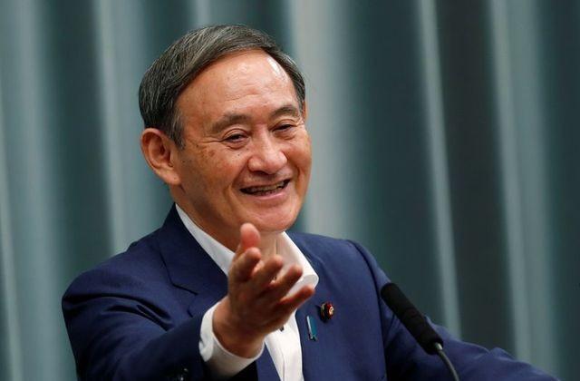 Leiter des Sekretariats der japanischen Regierung Yoshihide Suga siegt bei Wahl zum LDP-Vorsitzender - ảnh 1