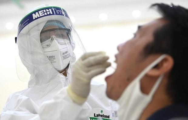 Seit zwei Wochen hat Vietnam keine neuen COVID-19-Infizierten - ảnh 1