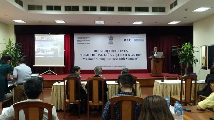 Vietnam ist eines der Hauptmärkte in Ostpolitik Indiens - ảnh 1