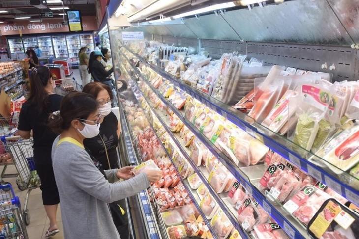 Verbraucherpreisindex Vietnams im Oktober wächst am niedrigsten seit fünf Jahren - ảnh 1