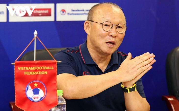 Trainer Park Hang Seo hat einen Monat für Vorbereitung auf WM-Qualifikationsrunde - ảnh 1