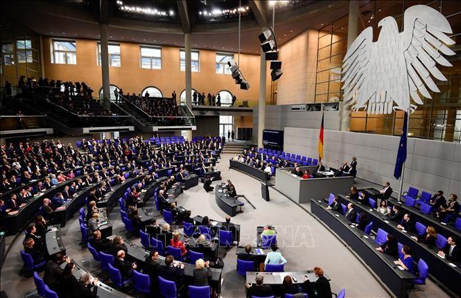 Wichtige Wahl in zwei Bundesländern in Deutschland - ảnh 1