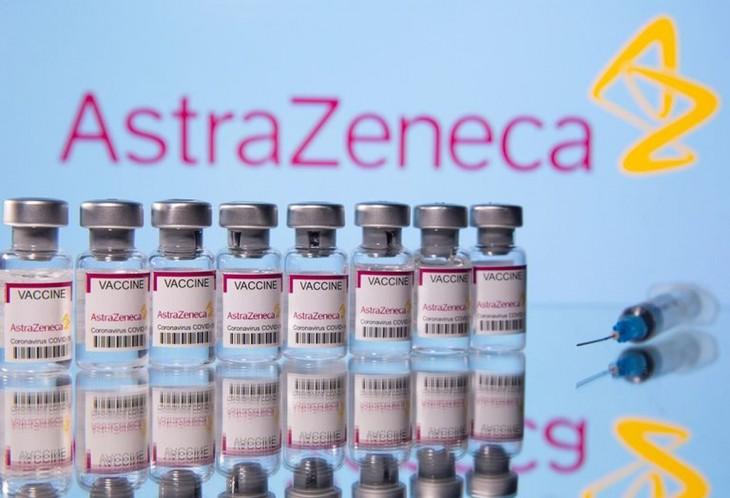 AstraZeneca: Keine Beweise für steigende Gefahr von Blutkonzentration nach der Impfung - ảnh 1