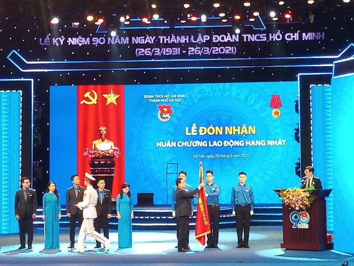 Mechanismen zur Entfaltung der Intellektuellen Jugendlichen für Hanoi - ảnh 1