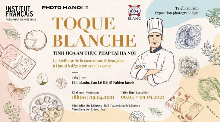Entdeckung der kulinarischen Kultur Frankreichs in L'Espace Hanoi - ảnh 1
