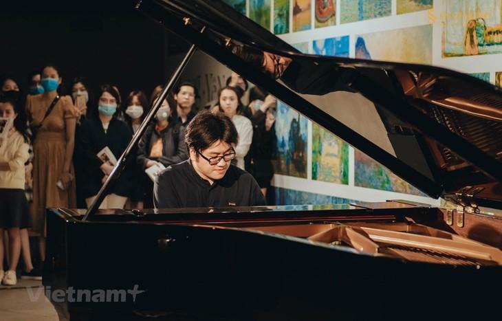 Deutsche und Vietnamesische Künstler beim Musikdialog - ảnh 1