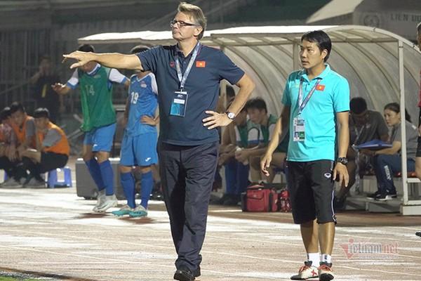Trainer Troussier hat mit der U19-Fußballmannschaft noch viel zu tun - ảnh 1