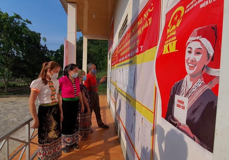 Viele Provinzen und Städte sind bereit für Wahlen - ảnh 1