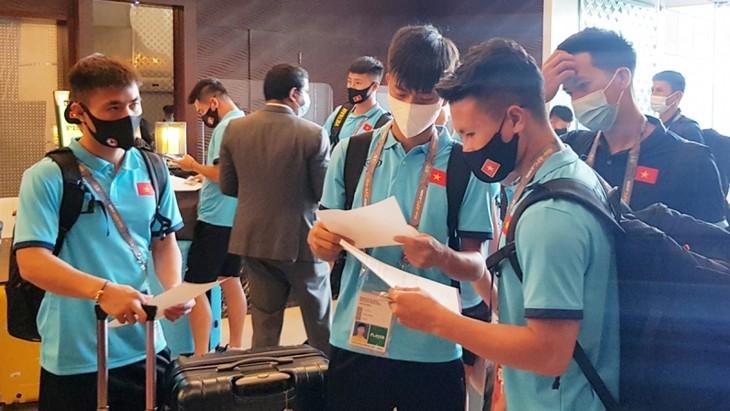WC 2022: Vietnamesische Fußballmannschaft hat Vorteile - ảnh 1