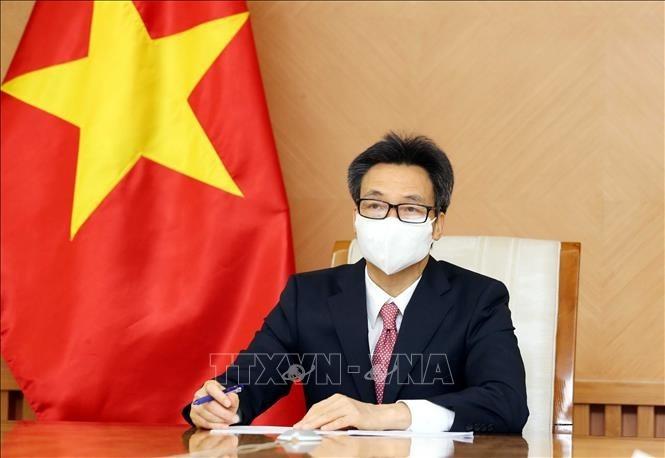 WHO wird baldige Impfstoff-Lieferung an Vietnam nach COVAX-Mechanismus fördern - ảnh 1