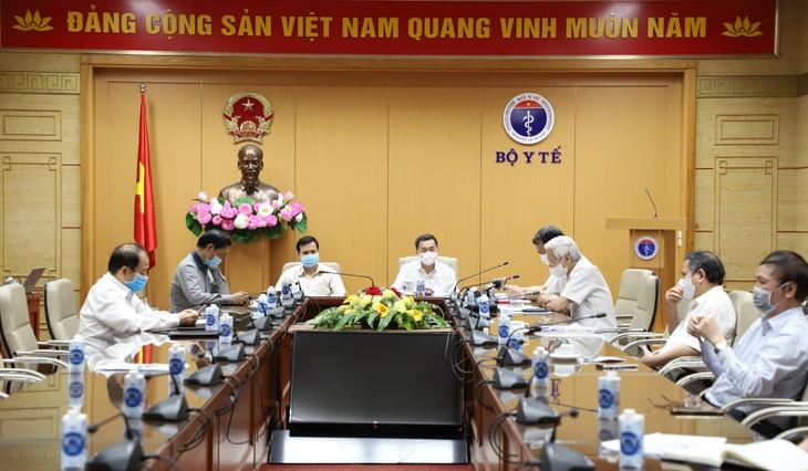 Vietnam will Lizenz zur Herstellung von Impfstoff Nanocovax beschleunigen - ảnh 1