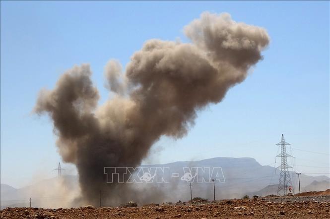 Mindestens 50 Tote bei Kämpfen im Jemen  - ảnh 1