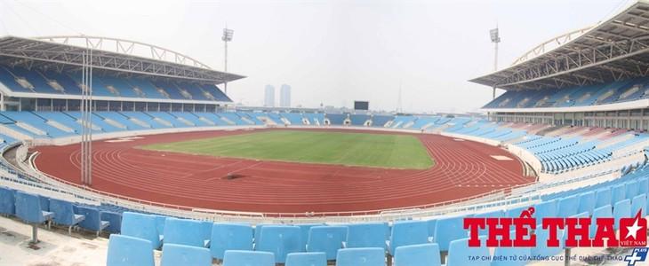 My Dinh-Stadion soll schnell repariert werden - ảnh 1