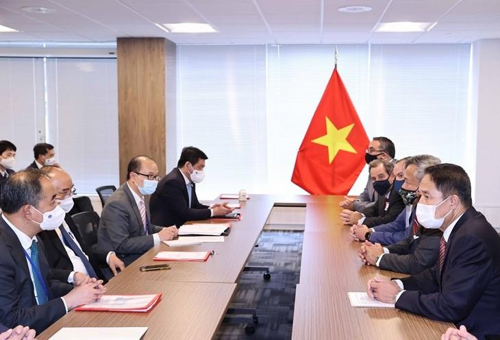 Vietnam ist für Reform des Handelsumfelds, um ausländische Investitionsgebiete auszuweiten - ảnh 1