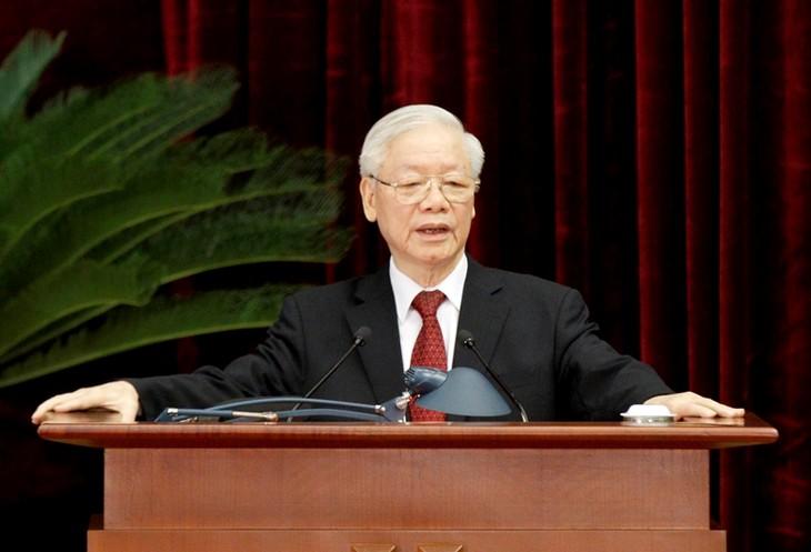 KPV-Generalsekretär: Folge der Pandemie überwinden und sozialwirtschaftliche Entwicklung fördern - ảnh 1
