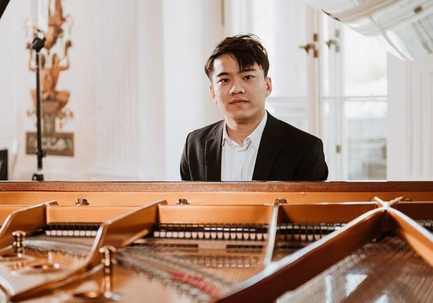 Nguyen Viet Trung ist 2. Vietnamese bei Chopin-Wettbewerb - ảnh 1