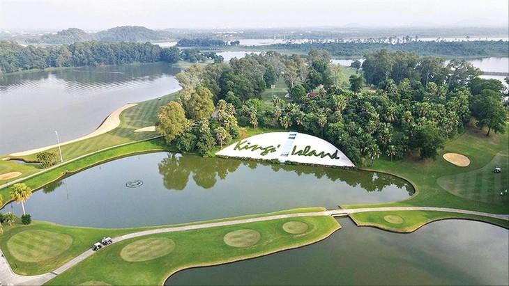 Tien Phong-Golfmeisterschaft 2021 - ảnh 1