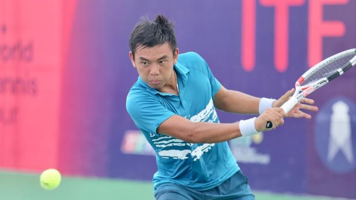 Ly Hoang Nam verliert beim 1. Spiel der Profitennismeisterschaft in Ägypten - ảnh 1