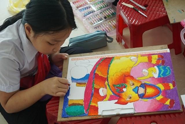 """Wettbewerb """"Tagebücher in Bildern der asiatischen Kinder Enikki Mitsubishi"""