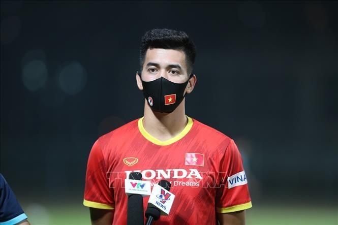 """Nguyen Tien Linh gewinnt die Auswahl als """"künftiger Fußball-Star"""" von AFC - ảnh 1"""