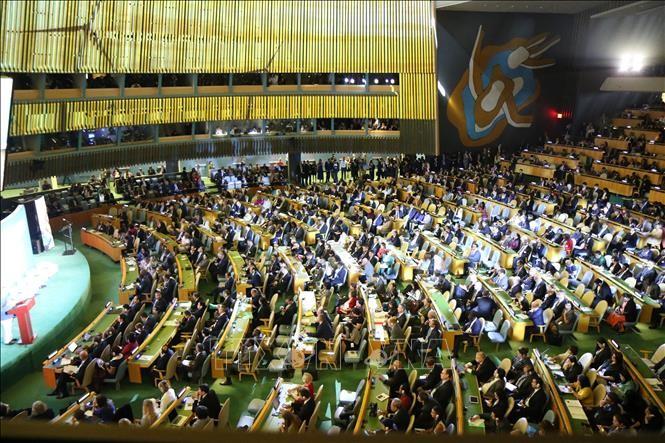 ອັງກິດ ສະເໜີຈັດຕັ້ງກອງປະຊຸມ COP-26 ໃນເດືອນ ພະຈິກ 2021 - ảnh 1
