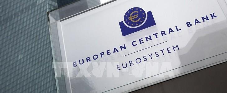 ECB ຄາດຄະເນການເຕີບໂຕເສດຖະກິດ eurozone ຈະຊຸດໂຊມໃນປີ 2020 - ảnh 1