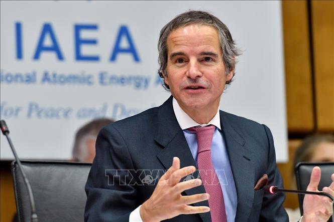 ອີຣານ ພ້ອມແລ້ວທີ່ຈະເຮັດແຈ້ງທຸກບັນຫາກັບ IAEA - ảnh 1
