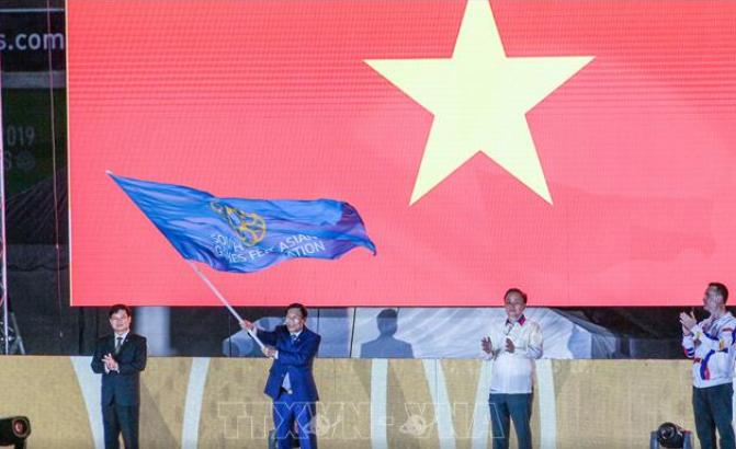 ຕັ້ງໜ້າກະກຽມໃຫ້ແກ່ການຈັດຕັ້ງງານມະຫາກຳກິລາ SEA Games 31 ແລະ ASEAN Para Games 11 - ảnh 1