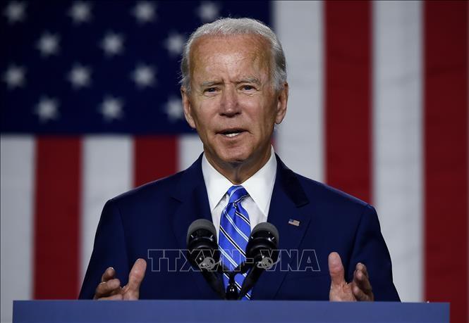 ທ່ານ Joe Biden ໄດ້ຮັບສະເໜີໃຫ້ເປັນຜູ້ລົງສະໝັກເລືອກຕັ້ງຕຳແໜ່ງປະທານາທິບໍດີຂອງພັກປະຊາທິປະໄຕອາເມລິກາຢ່າງເປັນທາງການ - ảnh 1