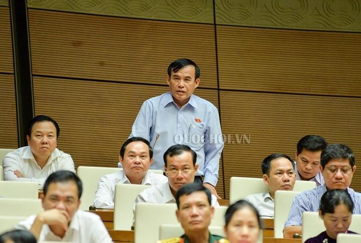 제14기 국회 5차 회의, 법 체제 구축 강화 - ảnh 3