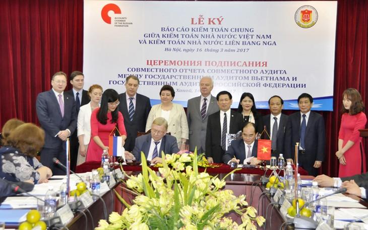 아시아감사원장회의 총회 – 베트남 감사원 국제 통합 과정의 획기적인 사건 - ảnh 1
