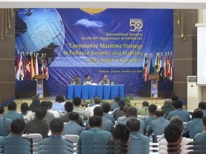 Jakarta's International Conference on East Sea issues - ảnh 1