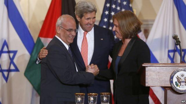 Israel, Palestine to resume negotiations next week - ảnh 1
