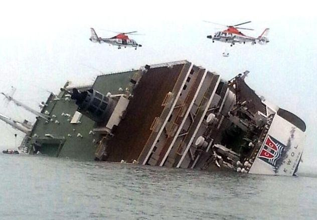 South Korean ferry disaster: 18 died, 278 missing  - ảnh 1