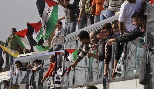 Israel passes bill to halt release of Palestinian prisoners - ảnh 1