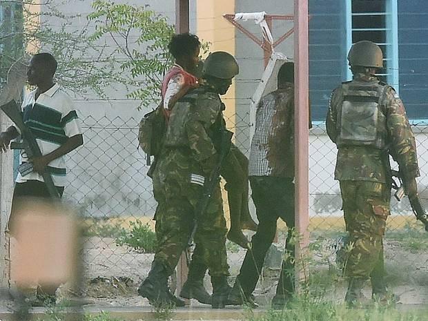 Kenya identifies gunman in Garissa massacre - ảnh 1