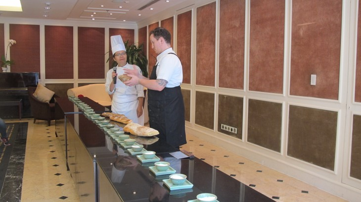 Bread Master Class by Chef Christophe Grilo - ảnh 2