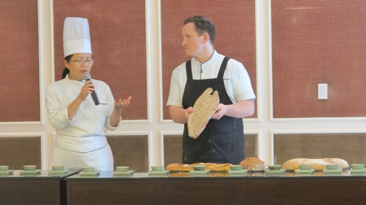 Bread Master Class by Chef Christophe Grilo - ảnh 3