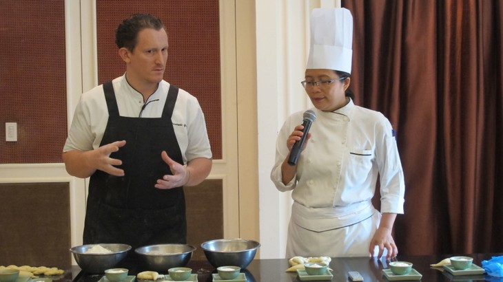 Bread Master Class by Chef Christophe Grilo - ảnh 1