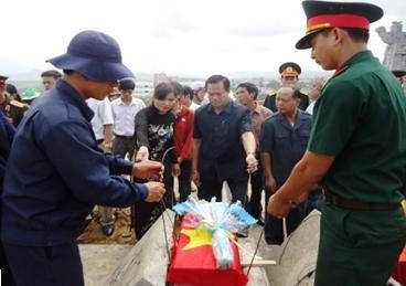 Evalúan búsqueda y repatriación de mártires vietnamitas en Laos y Camboya - ảnh 1