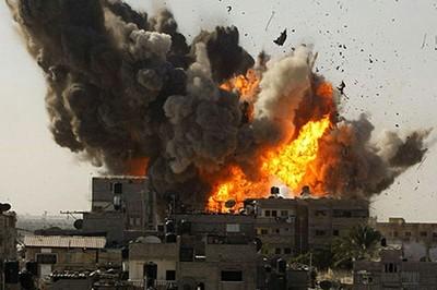Aumenta tensión en Franja de Gaza - ảnh 1