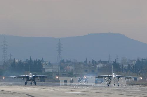 Rusia y EE.UU. ratifican el memorando para evitar incidentes entre sus campañas aéreas en Siria - ảnh 1
