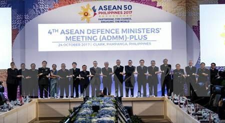 Vietnam llama a reforzar la confianza estratégica en los asuntos de seguridad marítima de la Asean - ảnh 1