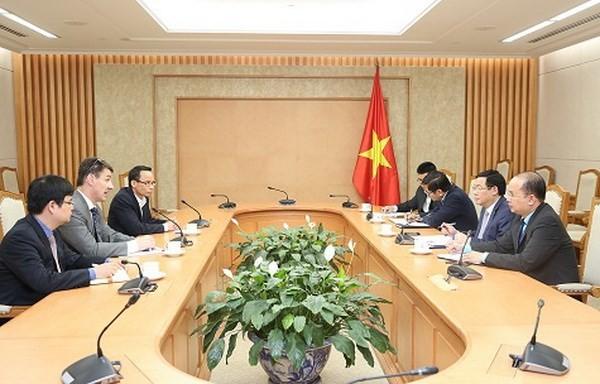 Gobierno de Vietnam aprecia opiniones de expertos en gestión macroeconómica - ảnh 1
