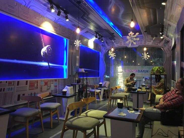 Robo Café, acerca la alta tecnología a la vida cotidiana - ảnh 1