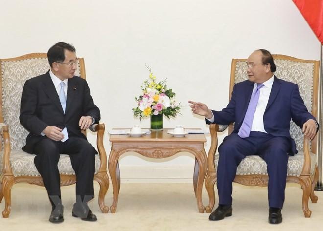 Prosperan las relaciones entre Vietnam y Japón - ảnh 1